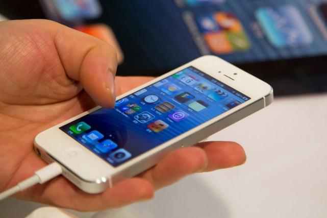 Apple présente traditionnellement un nouvel iPhone tous les... (PHOTO ARCHIVES BLOOMBERG)