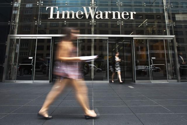 Le groupe Time Warner, propriétaire de la chaîne... (PHOTO ARCHIVES REUTERS)