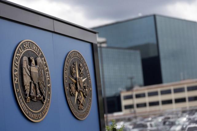Le quartier général de l'Agence nationale de la... (Archives AP)