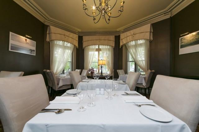 Je n'avais jamais entendu parler de Chez Truchon, à La Malbaie, avant que son... (Photo fournie par L'auberge Chez Truchon)