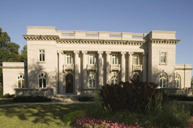 Le Musée du Château Dufresne... (PHOTO: FOURNIE PAR LE MUSÉE DU CHÂTEAU DUFRESNE)