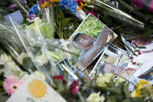 Au total, 116 personnes, dont 54 Français et... (PHOTO JEAN-SEBASTIEN EVRARD, AFP)