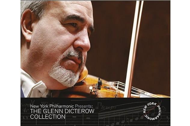 Le New York Philharmonic, sous sa propre étiquette, rend hommage à son violon...