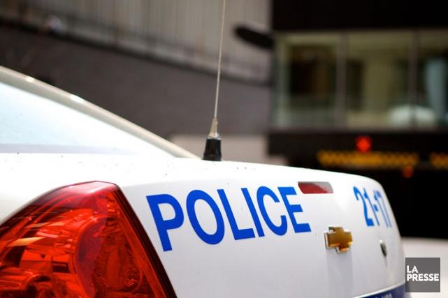 Le sergent du Service de police de la Ville de Montréal (SPVM) Mario Michel... (Photo: Sarah Mongeau-Birkett, archives La Presse)