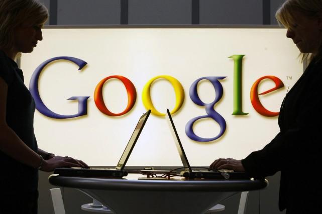 Googlese voyait reprocher principalement de mettre en avant... (Photo archives AP)
