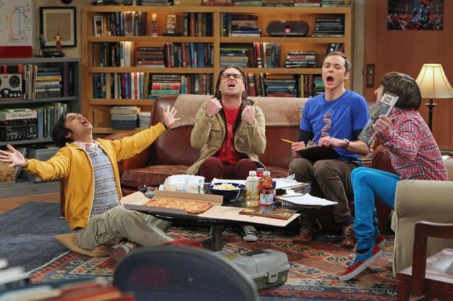 Le studio qui produit The Big Bang Theory a dit avoir conclu des... (Photo fournie par CBS)