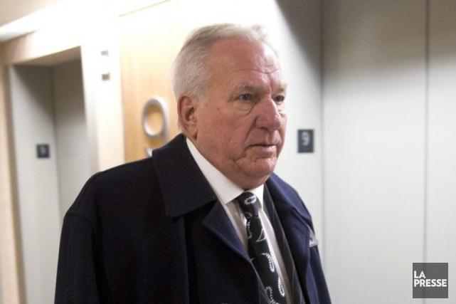 Bernard Trépanier (photo)a été responsable du financement au... (Photo d'archives, La Presse Canadienne)