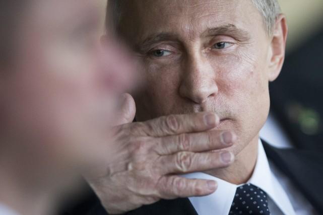 Selon le sondage, 87% des Russes soutiennent l'action... (Photo Felipe Dana, archives AP)