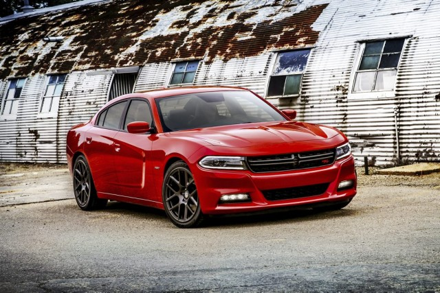 La Dodge Charger R/T 2015... (Photo fournie par Dodge)