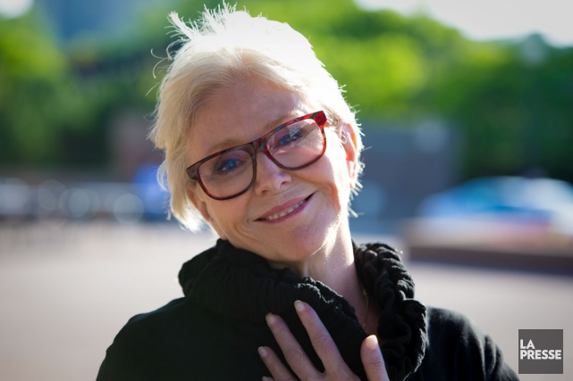 Renée Martel... (Photo: André Pichette, archives La Presse)