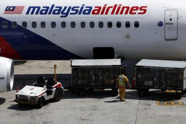 Malaysia Airlinesperd entre un et deux millions de... (PHOTO EDGAR SU, REUTERS)