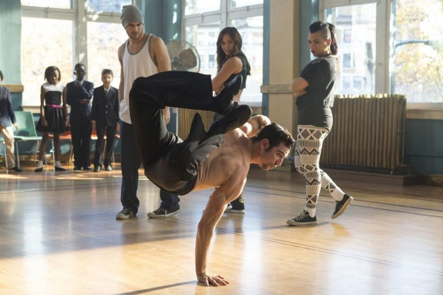 Dans le nouvel épisode de Step Up, Sean (Ryan... (Photo fournie par Summit/Séville)