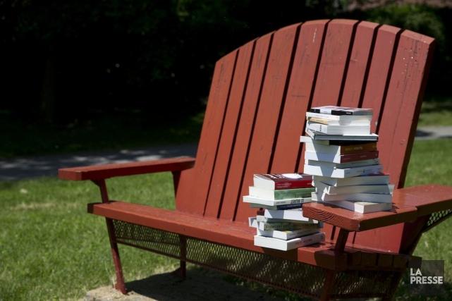Quels sont vos goûts en littérature? Faites le test! (PHOTO FRANÇOIS ROY, LA PRESSE)