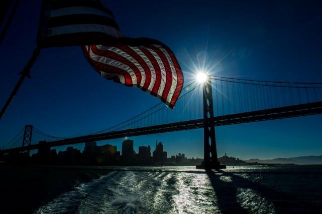 Le département du Travail des États-Unis a annoncé... (PHOTO ARCHIVES BLOOMBERG)