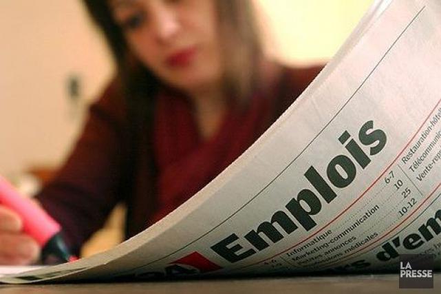 À 6,3%, le taux de chômage ottavien se... (Photothèque La Presse)