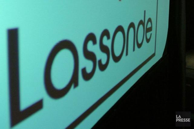 Le producteur de jus de fruits Industries Lassonde (T.LAS.A) ... (Photo: Archives La Presse)