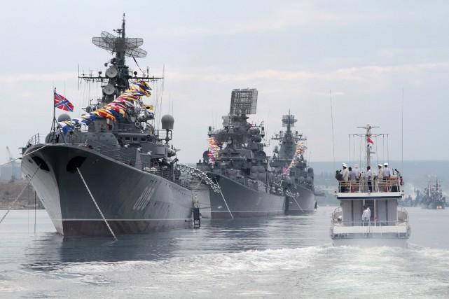 Comme si la crise ukrainienne n'était pas suffisamment compliquée, le... (Photo Reuters)