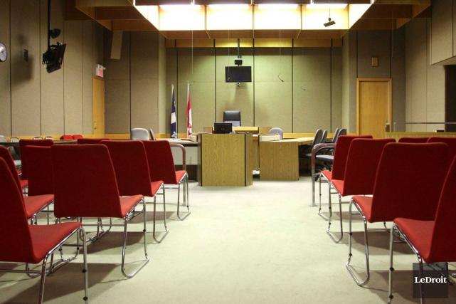 Selon son avocat, Jacques Belley, l'accusé est en... (Patrick Woodbury, Archives LeDroit)