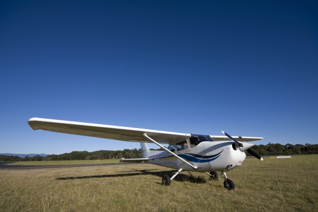 Un Cessna 182.... (Photo Thinkstock.com)
