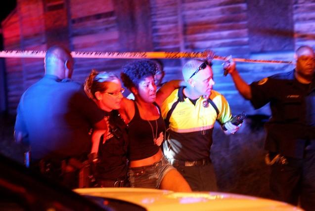 La fusillade s'est produite dans le quartier Lower... (Photo Michael DeMocker, AP)
