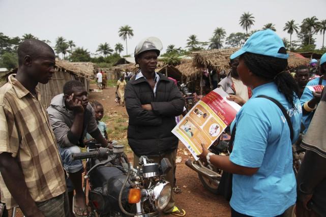 Les autorités du Liberia ont assuré que le... (Photo REUTERS)