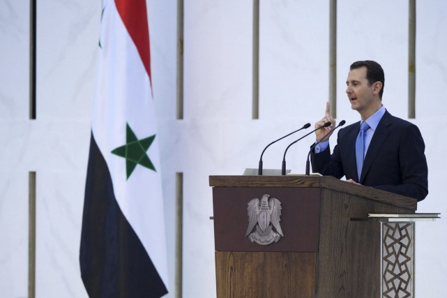 Le clan du président Bachar al-Assad dirige la... (Photo REUTERS)
