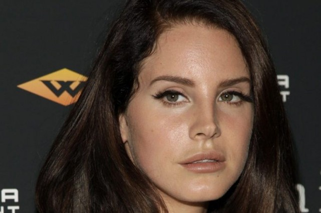 Lana Del Rey... (Photo: AP)