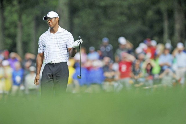Tiger Woods... (PHOTO THOMAS J. RUSSO, USA TODAY)