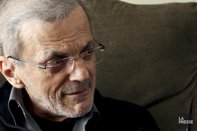 L'abbé Raymond Gravel... (Photothèque La Presse)