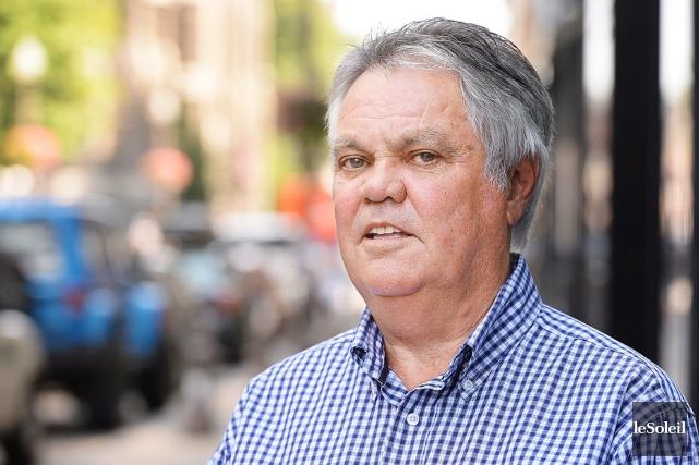 Le président de l'Association du personnel retraité de... (Photothèque Le Soleil, Patrice Laroche)