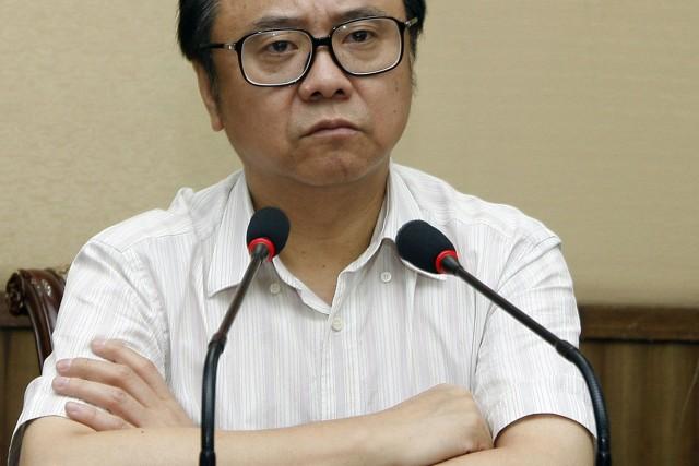 Wang Zongnan, aujourd'hui homme d'affaires, a été placé... (Photo Archives AFP)