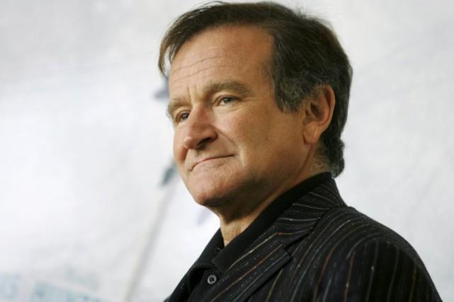 Robin Williams en novembre 2005.... (Photo: archives Reuters)