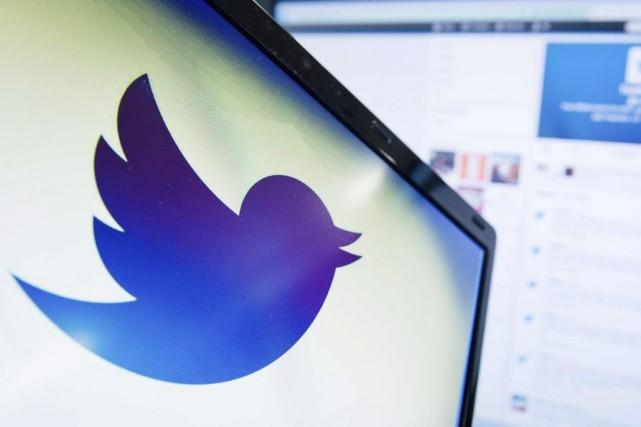 Twitter promet en outre des données analytiques permettant... (PHOTO LEON NEAL, ARCHIVES AFP)