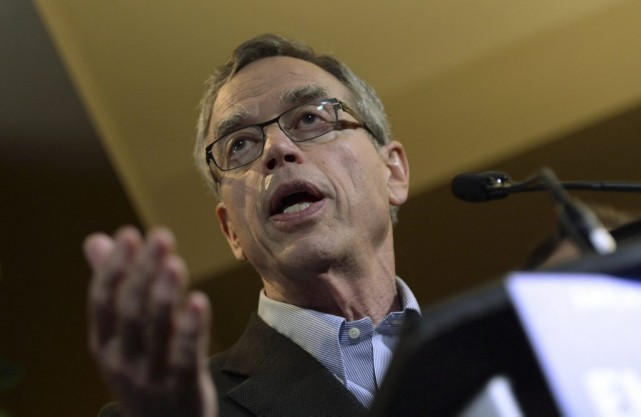 Le ministre des Finances, Joe Oliver, a fait valoir... (Photo Sean Kilpatrick, Archives PC)