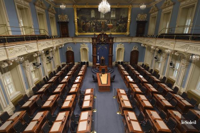 Ce sont les 125 présidents de circonscriptions qui... (Photo Yan Doublet, archives Le Soleil)