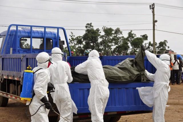 L'épidémie d'Ebola a franchi la barre des 1000... (Photo: AP)