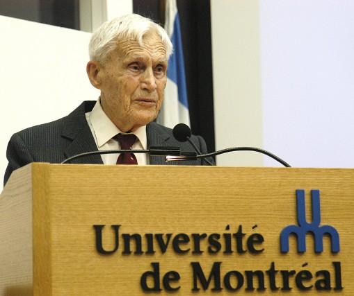 Le Québec moderne a été bâti de bien des façons. Au cours de la deuxième moitié... (Photo fournie par l'Université de Montréal)