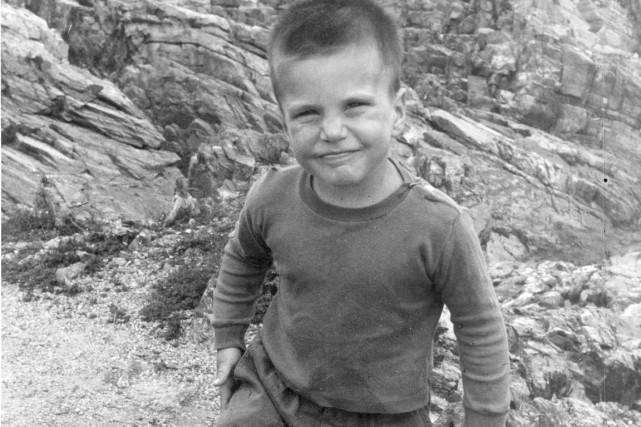C'est à l'âge de 5 ans, dans un... (PHOTO FOURNIE PAR JEAN-PHILIPPE DÉCARIE)