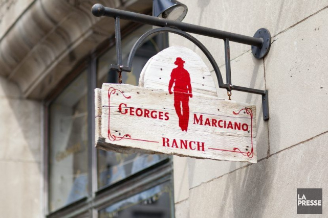 La nouvelle boutique mettra en vedette la collection... (Sarah Mongeau-Birkett, La Presse)