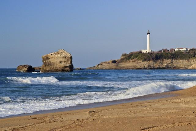 Les plages de Biarritz, Bidart, Guéthary, Saint-Jean-de-Luz ou... (Photo Digital/Thinkstock)