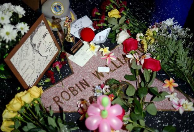 L'un des aspects choquants du suicide de Robin... (Photo Kevork Djansezian, AP)