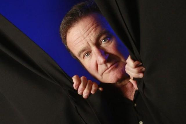 Robin Williams en octobre 2009.... (Photo: archives The New York Times)