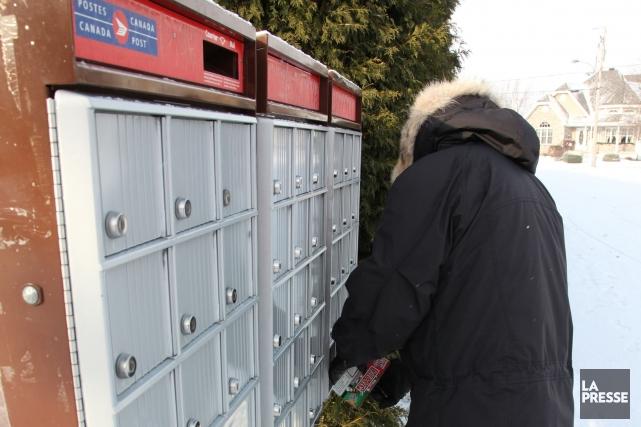 L'Association médicale canadienne (AMC) demande à Postes Canada de cesser... (Photo Archives La Presse)