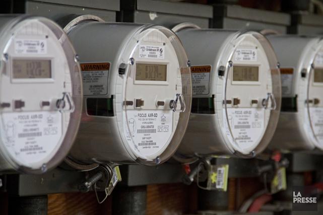 L'installation des nouveaux compteurs intelligents d'Hydro-Québec devrait être... (Photo: La Presse)