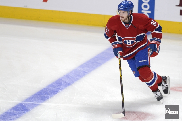 Lars Eller... (Photo Bernard Brault, archives La Presse)