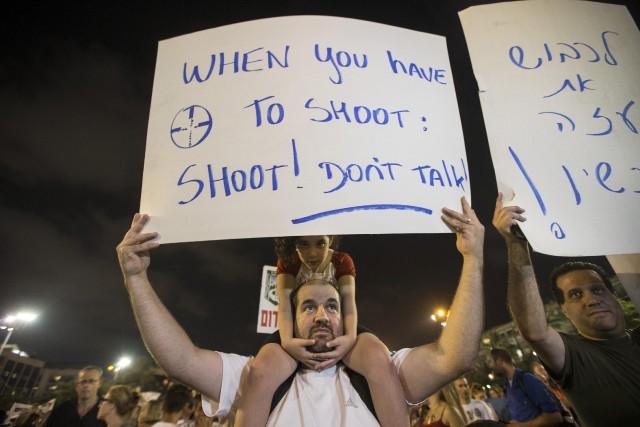 Environ 10000 personnes ont participé à cette soirée... (Photo Baz Ratner, Reuters)