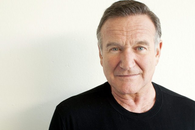 Robin Williams en 2011.... (PHOTO ARCHIVES AP)