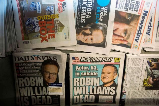 Je suis sidérée et indignée par la façon dont la plupart des médias ont traité... (Photo Lucas Jackson, Reuters)