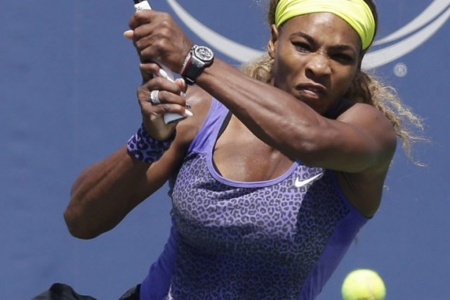 Serena Williams... (Photo Al Behrman, AP)
