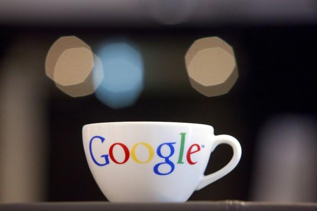 Google, dont le coeur d'activités reste la recherche... (Photo Krisztian Bocsi, Archives Bloomberg)